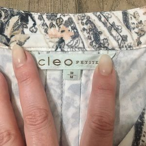 cleo Tops - Ladies Blouse